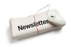 Sign Up! For our weekly E-news